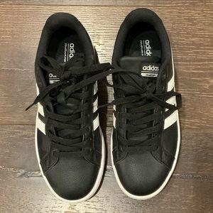adidas Shoes - Adidas Grand Court Black & White Shoes